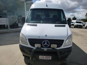 2010 Mercedes-Benz Sprinter NCV3 MY10 316CDI High Roof LWB White 6 Speed Manual Van Coburg North Moreland Area Preview