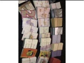 220 celebration cards with envelopes