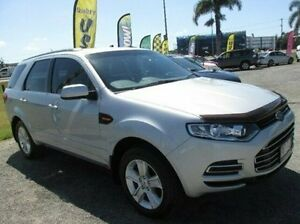 2014 Ford Territory SZ TX Seq Sport Shift Silver 6 Speed Sports Automatic Wagon Mackay Mackay City Preview