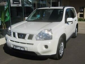 2010 Nissan X-Trail T31 Series III ST White 6 Speed Manual Wagon Dubbo Dubbo Area Preview