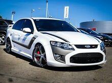 2011 Ford Performance Vehicles GT FG Boss 335 White 6 Speed Sports Automatic Sedan Parramatta Parramatta Area Preview