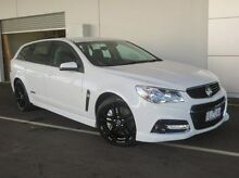 2015 Holden Commodore VF MY15 SS V Sportwagon Redline White 6 Speed Sports Automatic Wagon Coolaroo Hume Area Preview