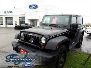 2012 Jeep Wrangler Rubicon *LEATHER* *NAV* *REMOTE START*