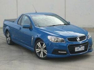 2013 Holden Ute VF MY14 SS Ute Blue 6 Speed Sports Automatic Utility Coolaroo Hume Area Preview