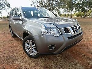 2013 Nissan X-Trail T31 Series V ST 2WD Champagne 1 Speed Constant Variable Wagon Stuart Park Darwin City Preview