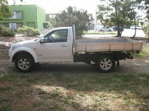 2014 Great Wall V240 K2 MY14 4x2 White 5 Speed Manual Cab Chassis Beverley Charles Sturt Area Preview
