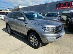 2018 Ford Everest UA 2018.00MY Trend Silver 6 Speed Automatic SUV Granville Parramatta Area Preview