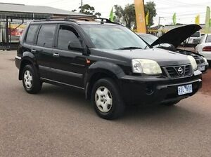 2002 Nissan X-Trail T30 ST Black 4 Speed Automatic Wagon Thomastown Whittlesea Area Preview