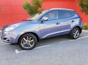 2014 Hyundai ix35 LM3 MY14 Trophy Blue 6 Speed Sports Automatic Wagon Cannington Canning Area Preview