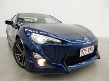 2015 Toyota 86 ZN6 GTS Blue 6 Speed Sports Automatic Coupe Braeside Kingston Area Preview