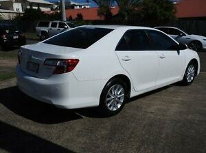 2013 Toyota Camry ASV50R Altise White 6 Speed Sports Automatic Sedan Morningside Brisbane South East Preview