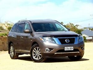 2013 Nissan Pathfinder R52 MY14 ST-L X-tronic 2WD Brown 1 Speed Constant Variable Wagon Christies Beach Morphett Vale Area Preview