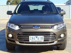 2012 Ford Territory SZ TS (RWD) Brown 6 Speed Automatic Wagon Melton Melton Area Preview