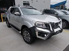2015 Nissan Navara D23 ST-X Silver 7 Speed Sports Automatic Utility Burwood Whitehorse Area Preview