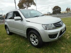 2012 Suzuki Grand Vitara Silver Manual Wagon Mile End South West Torrens Area Preview