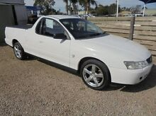 2003 Holden Ute VY White 4 Speed Automatic Utility Hastings Mornington Peninsula Preview