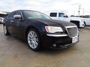 2013 Chrysler 300 MY12 C Luxury Black 8 Speed Automatic Sedan Melton Melton Area Preview