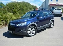 2011 Holden Captiva CG Series II Blue 6 Speed Sports Automatic Wagon Windsor Hawkesbury Area Preview