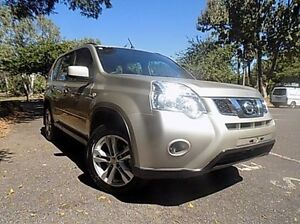 2013 Nissan X-Trail T31 Series V ST 2WD Grey 1 Speed Constant Variable Wagon Stuart Park Darwin City Preview