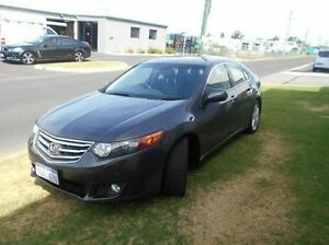 2008 Honda Accord Euro CL MY2007 Luxury Grey 5 Speed Automatic Sedan Bunbury Bunbury Area Preview