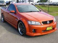 2009 Holden Ute VE MY09.5 SS Orange 6 Speed Sports Automatic Utility Singleton Singleton Area Preview