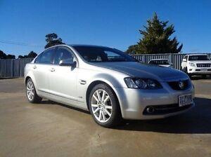 2011 Holden Calais VE II V Silver 6 Speed Automatic Sedan Melton Melton Area Preview