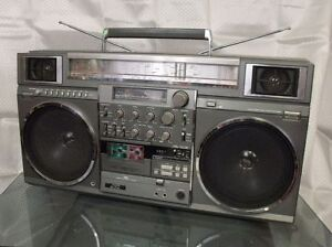 Wanted JVC RC-M90 Stereo Boombox