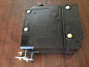 Double pole QBH breakers for Sylvania, Commander, CEB panel