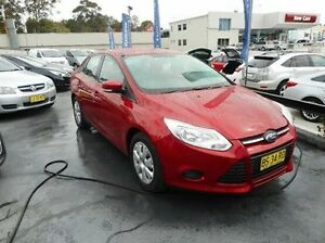 2013 Ford Focus LW MKII Ambiente PwrShift White 6 Speed Sports Automatic Dual Clutch Sedan Pennant Hills Hornsby Area Preview