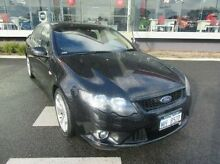 2009 Ford Falcon FG XR6 Black 5 Speed Sports Automatic Sedan Mandurah Mandurah Area Preview