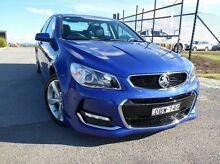 2015 Holden Commodore VF II MY16 SV6 Blue 6 Speed Sports Automatic Sedan Singleton Singleton Area Preview