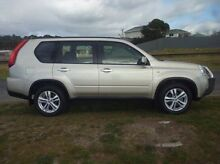 2011 Nissan X-Trail T31 Series IV ST Gold 1 Speed Constant Variable Wagon Invermay Launceston Area Preview