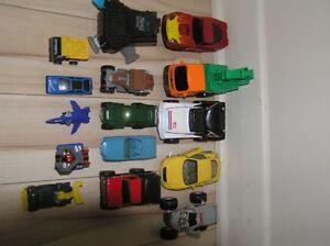 Lot of car collection.