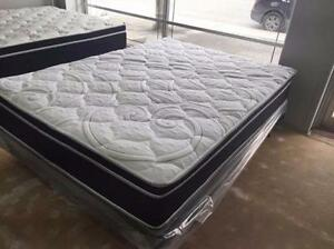 ECONOPLUS OTTAWA BEAUTIFUL BRAND NEW QUEEN SIZE MATTRESS SET 449 $ TAXES INCLUDED