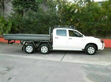 2009 Toyota Hilux KUN26R MY09 SR White 5 Speed Manual Cab Chassis Molendinar Gold Coast City Preview