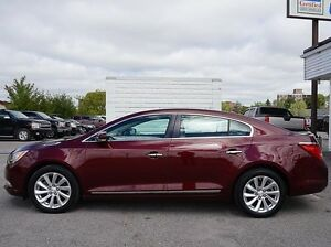 2014 Buick LaCrosse Leather Peterborough Peterborough Area image 3