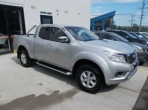 2016 Nissan Navara D23 ST King Cab Silver 7 Speed Sports Automatic Utility Burwood Whitehorse Area Preview