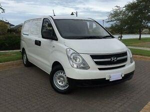 2013 Hyundai iLOAD TQ2-V MY13 White 5 Speed Automatic Van Ingle Farm Salisbury Area Preview