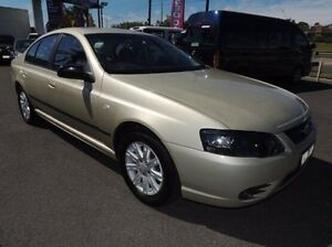 2006 Ford Falcon BF Mk II XT Gold 4 Speed Sports Automatic Sedan Oakleigh Monash Area Preview