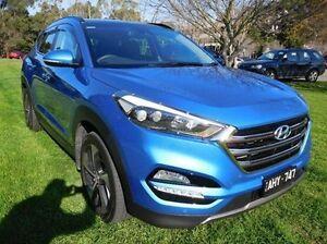 2016 Hyundai Tucson Blue Sports Automatic Wagon Traralgon Latrobe Valley Preview