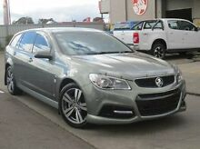 2014 Holden Commodore VF MY14 SV6 Sportwagon Grey 6 Speed Sports Automatic Wagon Coolaroo Hume Area Preview