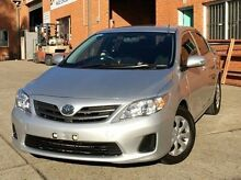 2011 Toyota Corolla ZRE152R MY11 Ascent Silver 4 Speed Automatic Sedan Kings Park Blacktown Area Preview