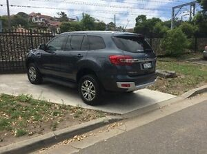 2015 Ford Everest UA Trend Grey 6 Speed Sports Automatic Wagon Wolli Creek Rockdale Area Preview