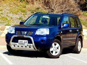 2007 Nissan X-Trail T30 II MY06 ST-S Blue 4 Speed Automatic Wagon Christies Beach Morphett Vale Area Preview