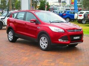 2015 Ford Kuga TF MY16 Ambiente 2WD Red 6 Speed Sports Automatic Wagon Baulkham Hills The Hills District Preview