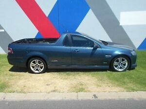 2010 Holden Ute VE MY10 SS Blue 6 Speed Sports Automatic Utility Bunbury Bunbury Area Preview