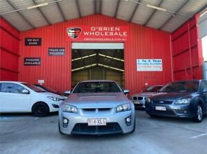 2008 Holden Special Vehicles ClubSport E Series MY08 Upgrade R8 Silver 6 Speed Clontarf Redcliffe Area Preview