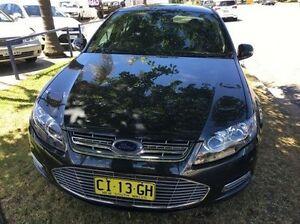 2014 Ford Falcon FG MkII G6E Turbo Grey 6 Speed Sports Automatic Sedan Wodonga Wodonga Area Preview
