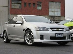 2007 Holden Commodore VE SS Silver 6 Speed Sports Automatic Sedan Preston Darebin Area Preview