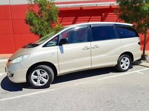 2003 Toyota Tarago ACR30R MY03 GLX Gold 4 Speed Automatic Wagon Cannington Canning Area Preview
